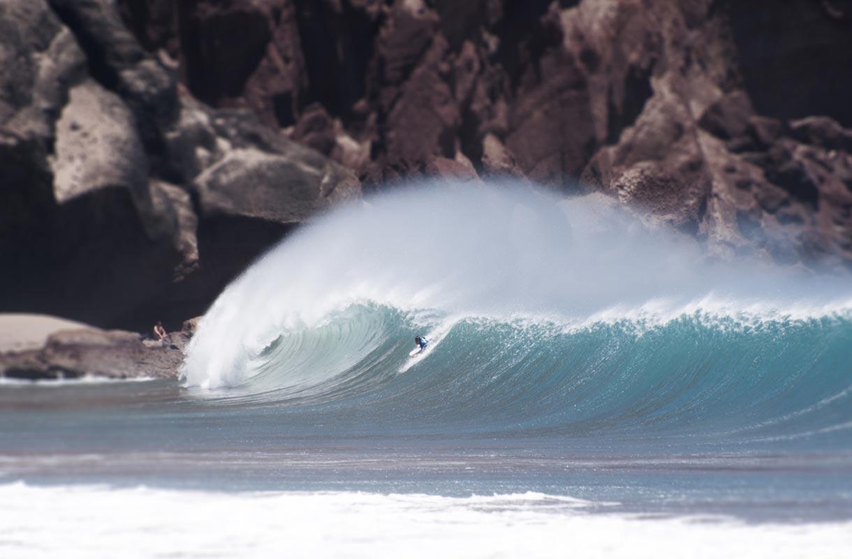 Opettele surffaamaan Teneriffalla