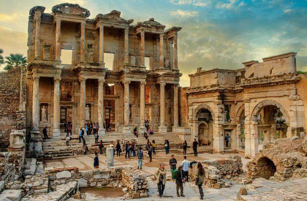 Efesosin rauniot