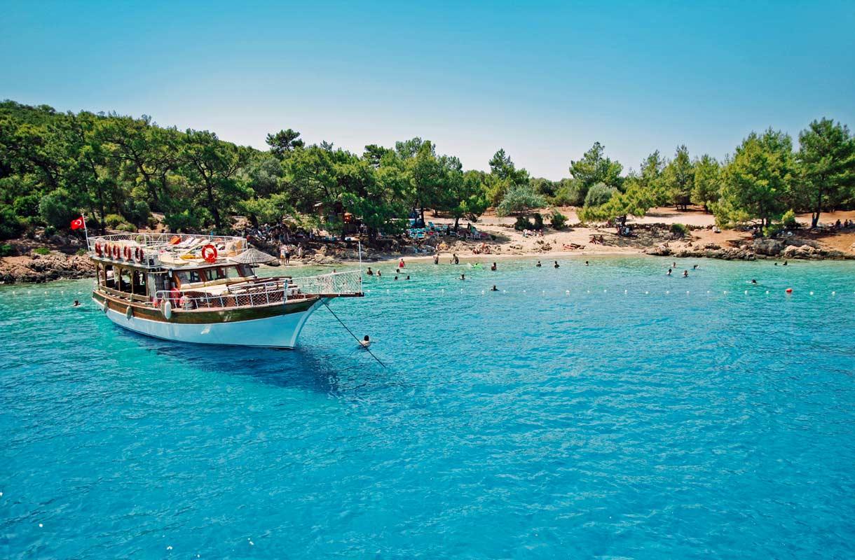 Marmaris, Turkki