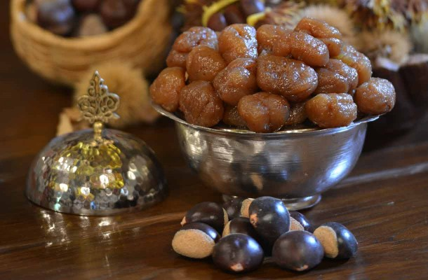 Turkki, Kestane şekeri