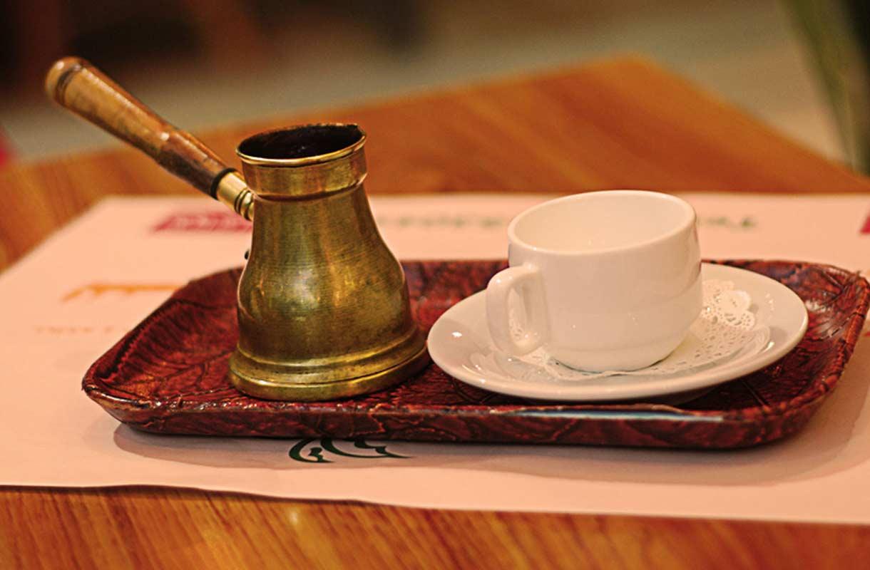Turkkilainen kahvi helsinki