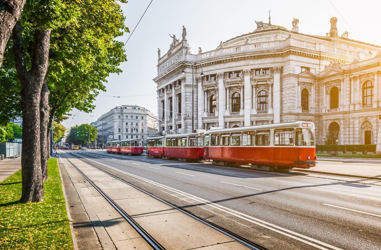 Budjettivinkit Wieniin