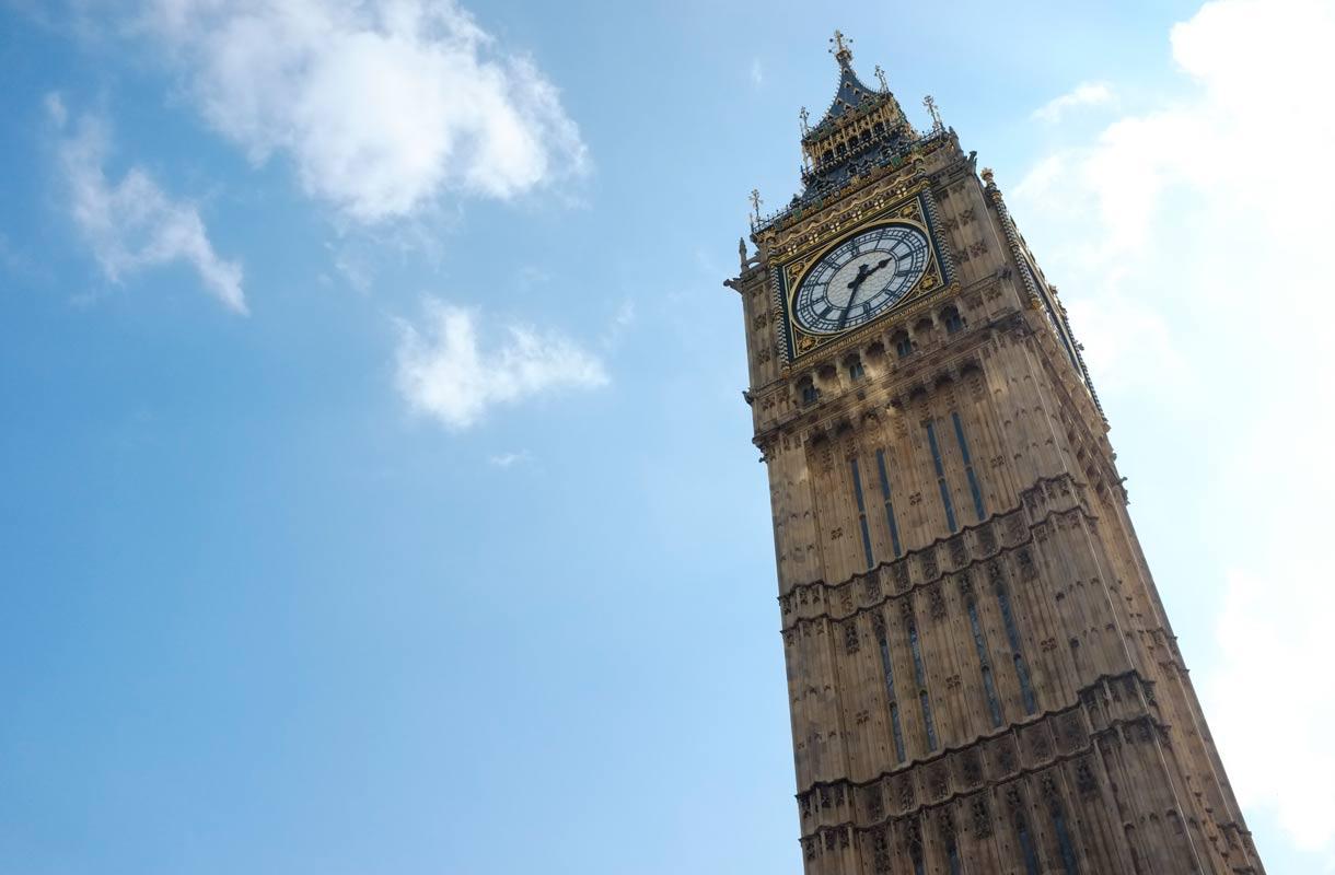 Big Ben, Lontoo