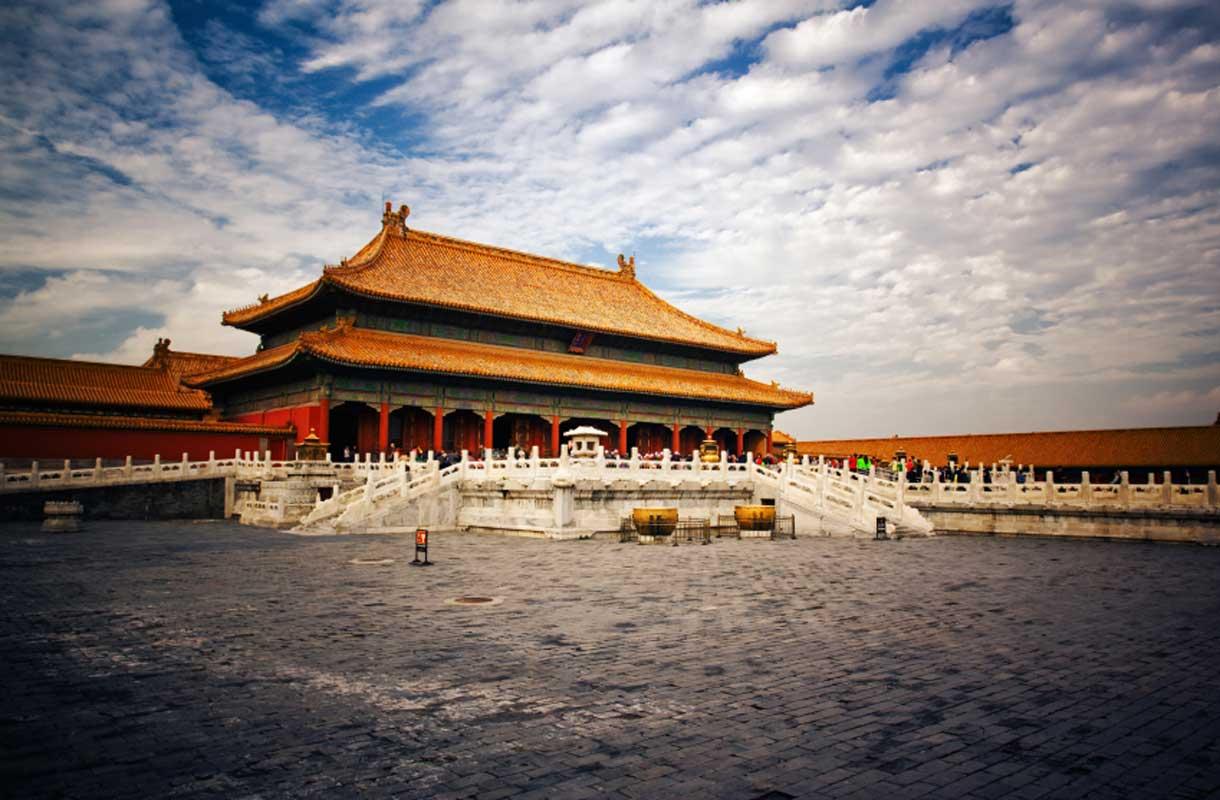 Peking on Kiinan pääkaupunki.