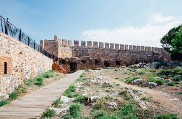 Alanyan linnoitus