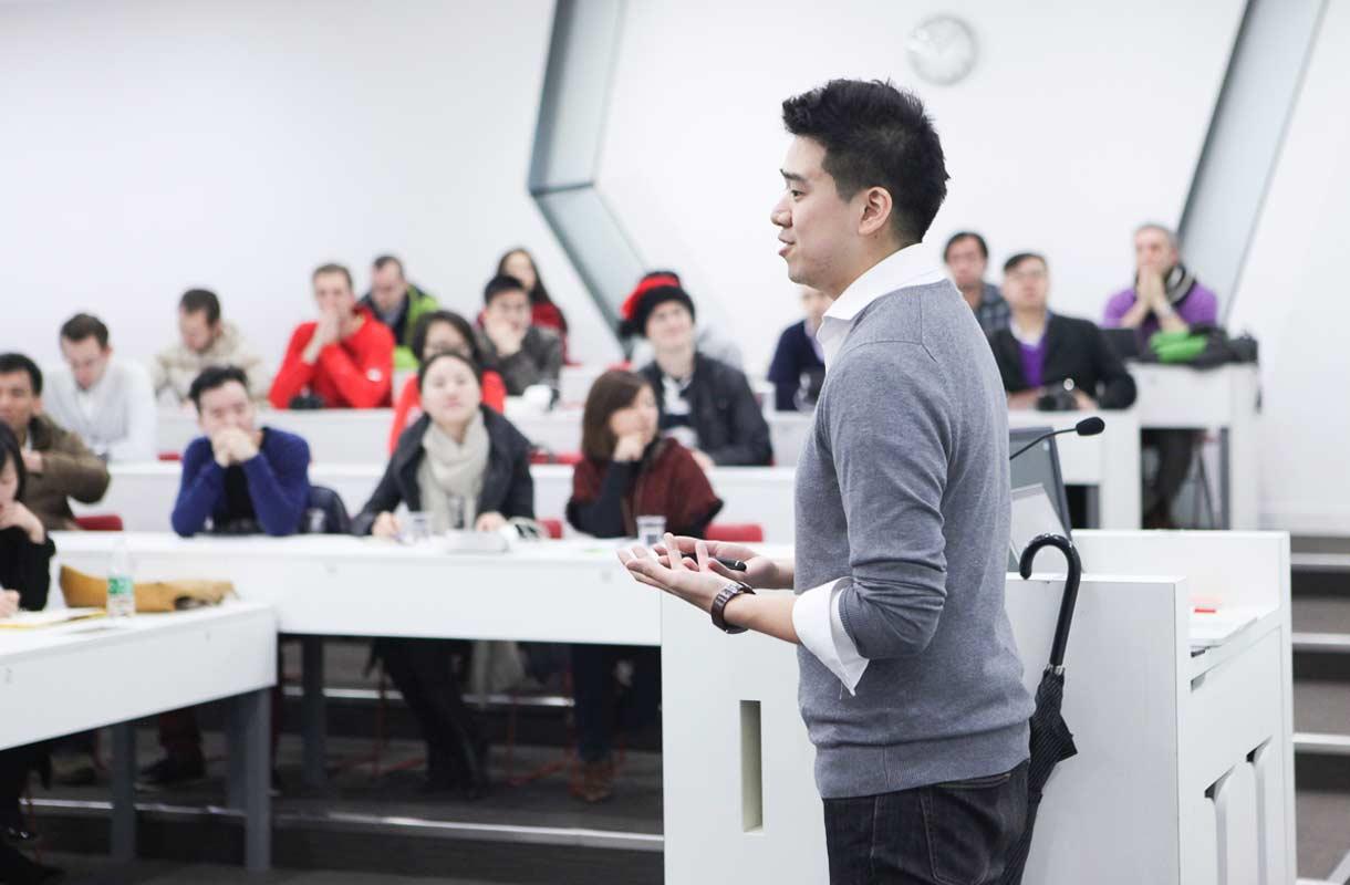 Liikematka Kiinassa