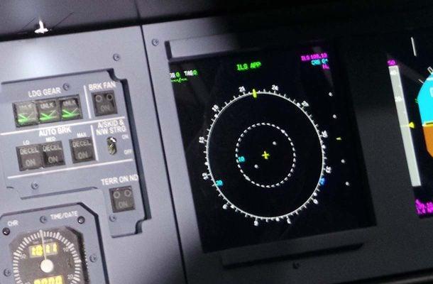 Takeoff-simulaattori