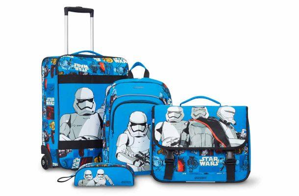 Star Wars -matkalaukku