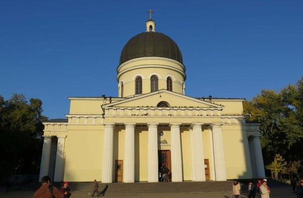 Chisinaun katedraali