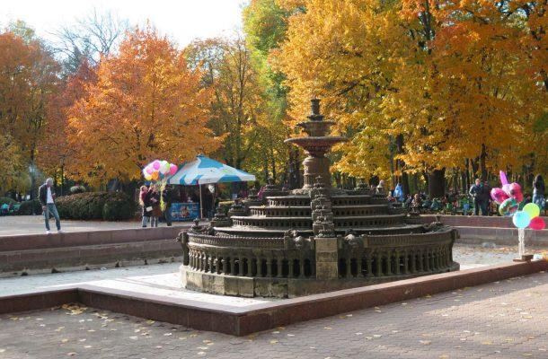 Chisinaun puisto