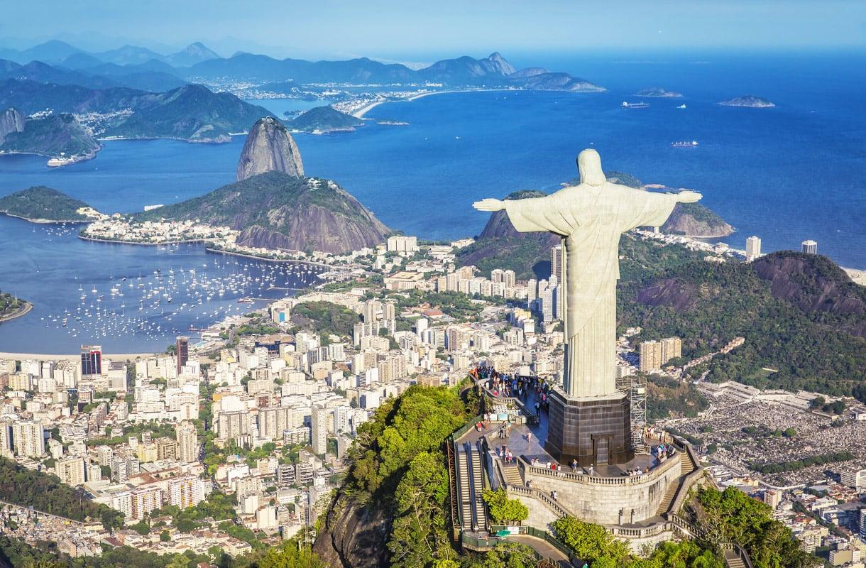 Brasilia, Rio de Janeiro