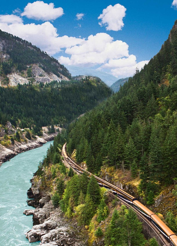 Rocky Mountaineer -juna