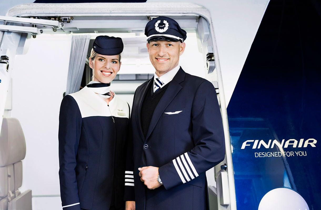 finnair rekrytointi Iisalmi