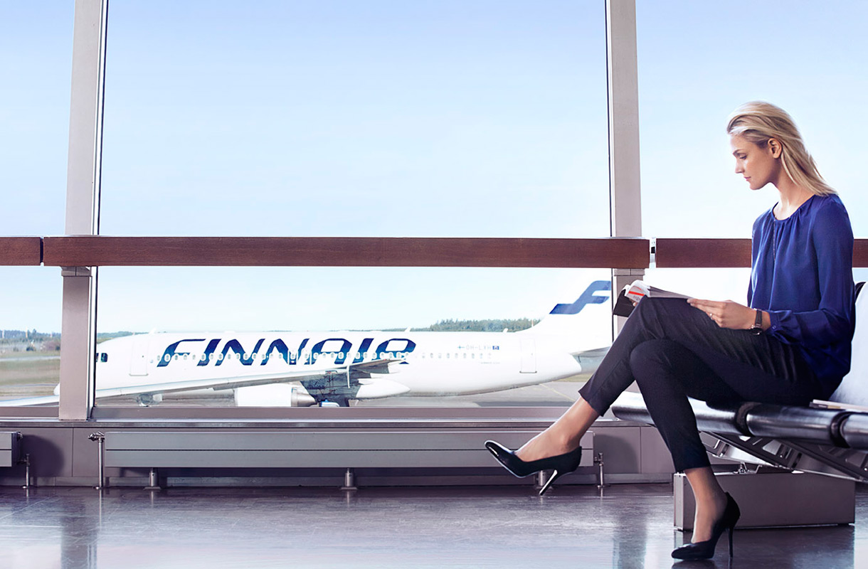 Finnair maailman turvallisimpien lentoyhtiöiden joukossa