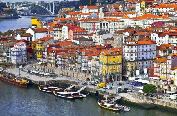 Tällainen on Portugalin kakkoskaupunki Porto
