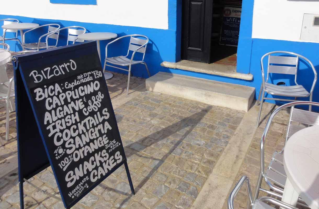 Algarvessa paikalliset viinit ovat edullisia.
