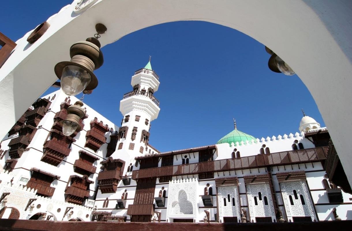 Saudi-Arabian Jeddah