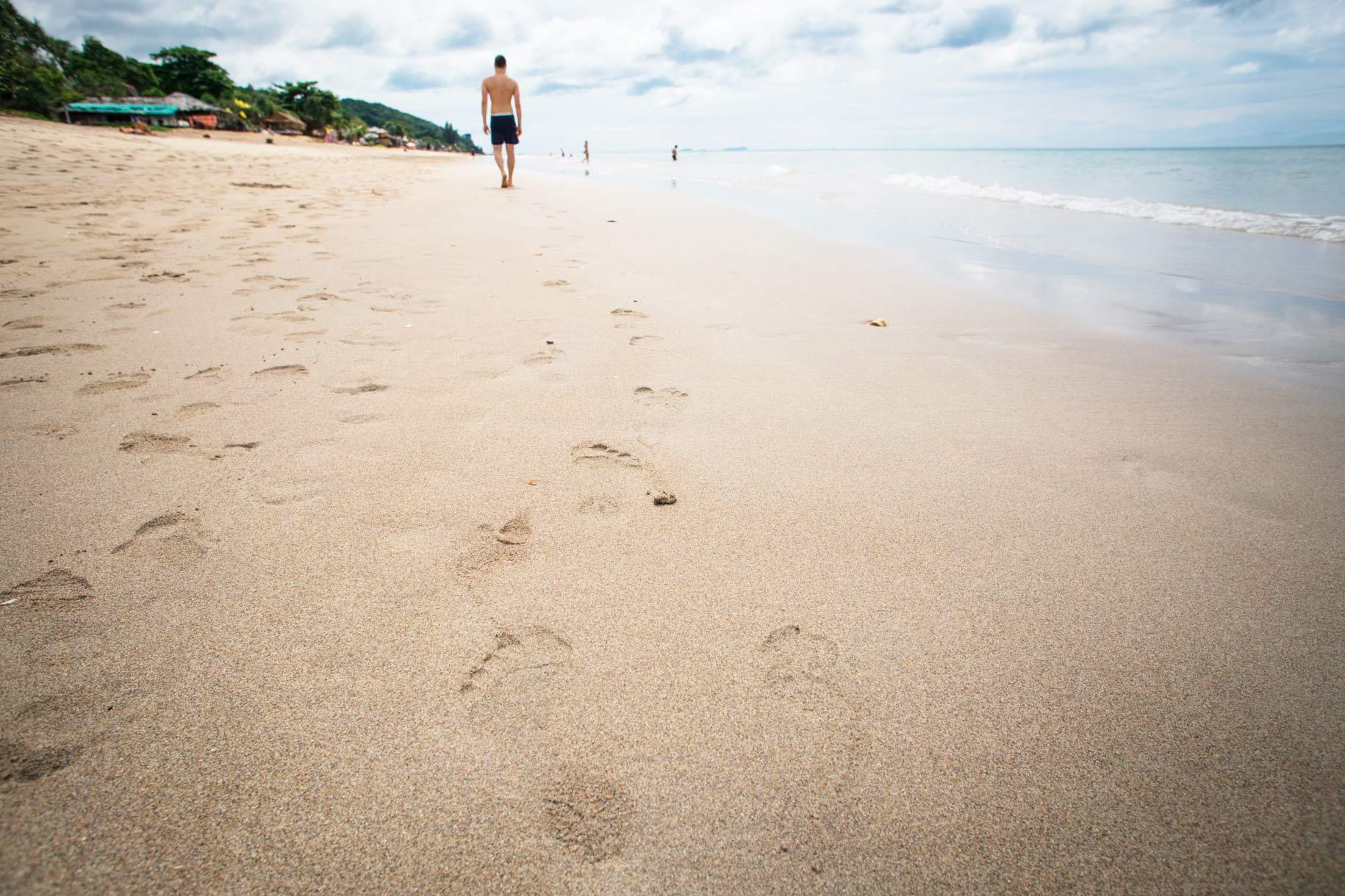 Koh Lantan parhaat rannat