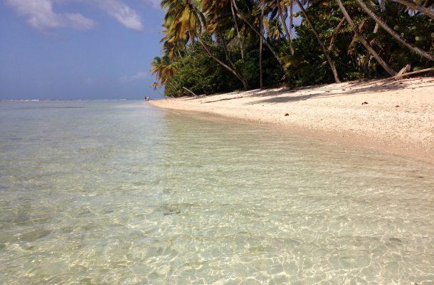 Kirkas Karibianmeri