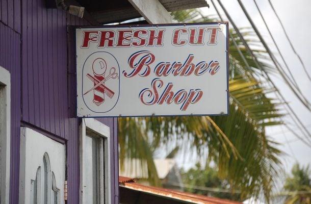 Tobagolainen parturi