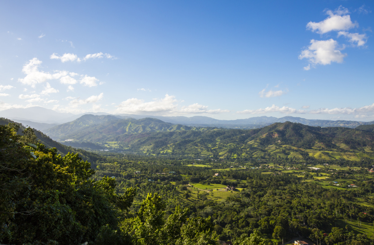 Aktiiviloma Dominikaanisessa tasavallassa