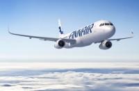 Finnairin Airbus A321