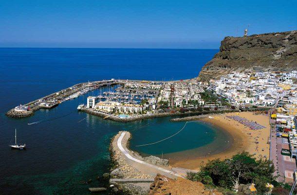 Gran Canarian Puerto de Mogan