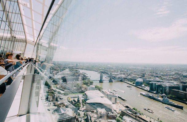 Lontoo, Iso-Britannia