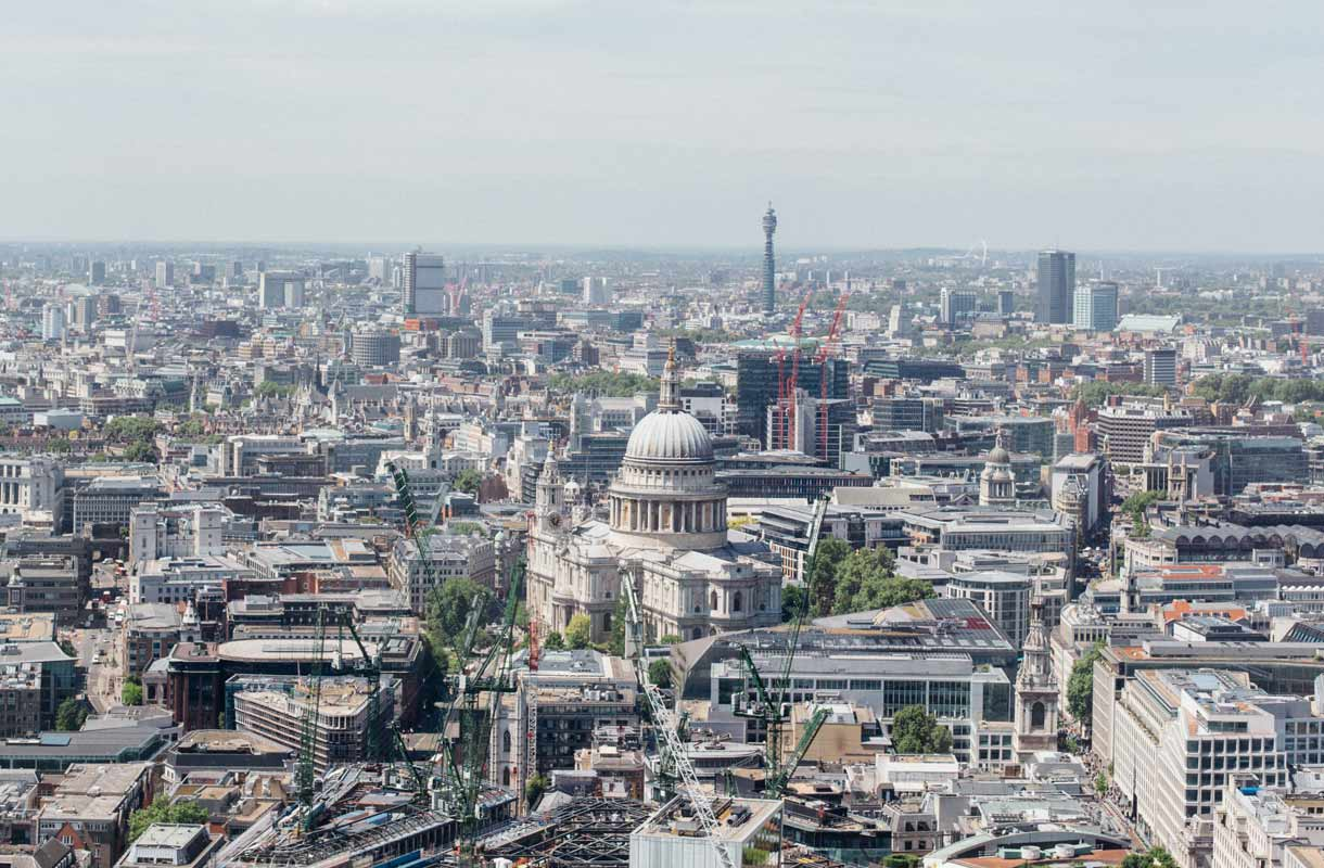Sky Garden, Lontoo
