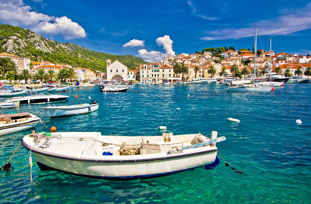 Kroatia Kaupungit