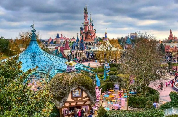 Disneyland Pariisissa