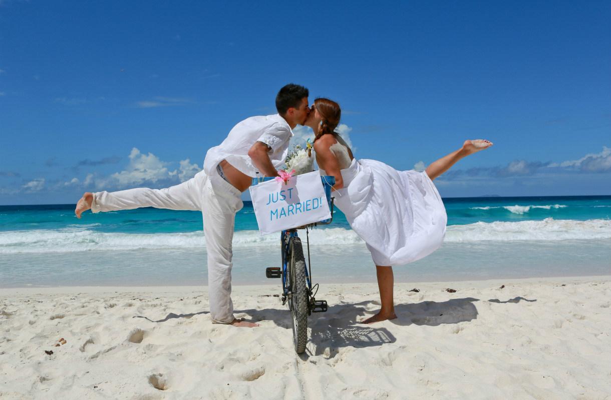 Häämatka Seychelleille