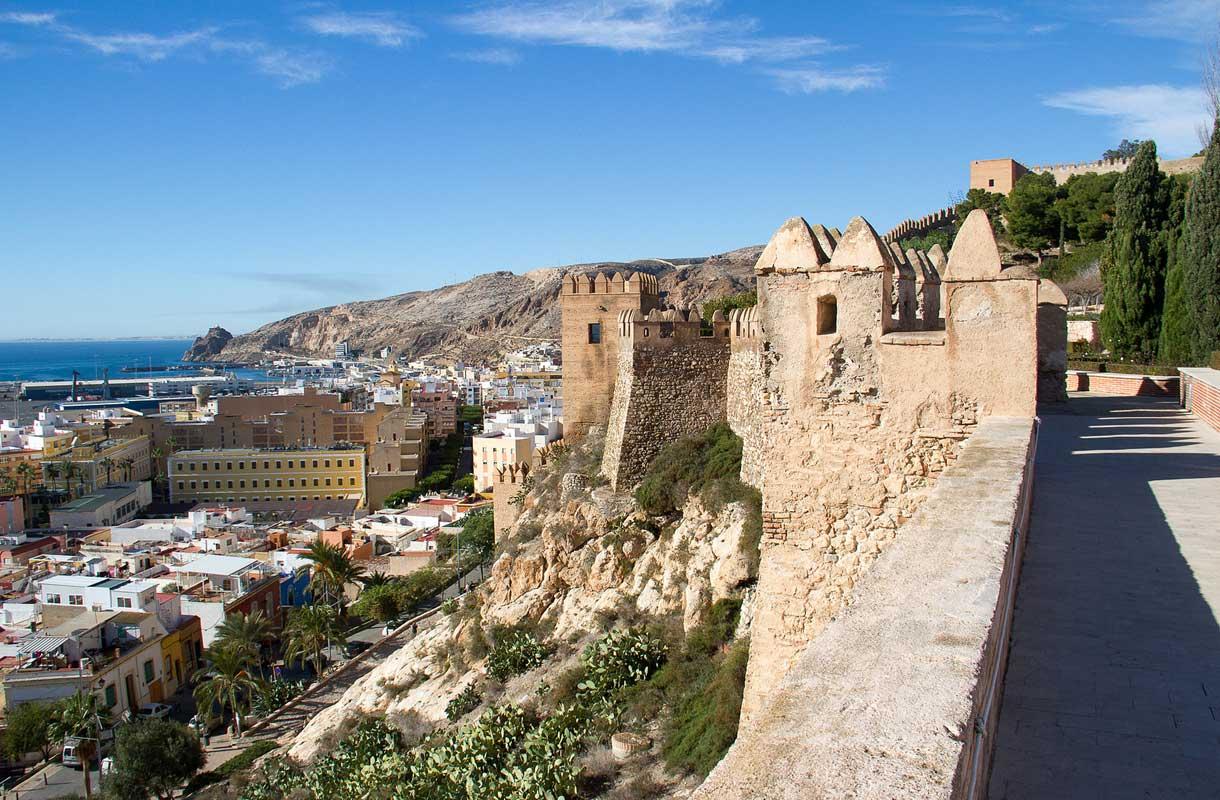 Espanjan Almeria yllättää talvikohteena