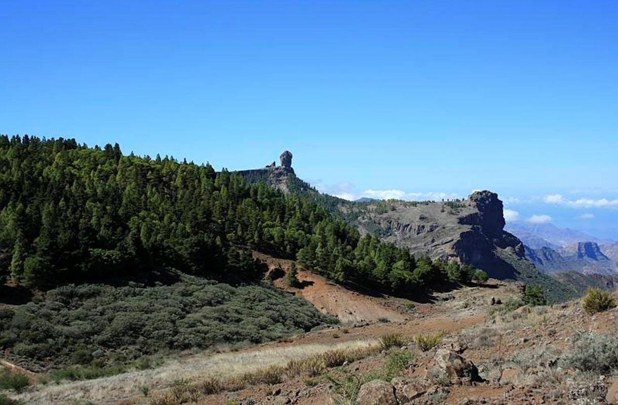 Roque Nublo on Gran Canarian tunnetuimpia vaelluskohteita