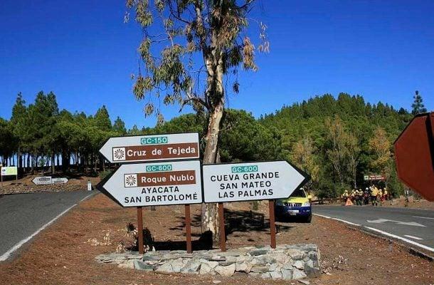 Gran Canaria on suosittu vaelluskohde