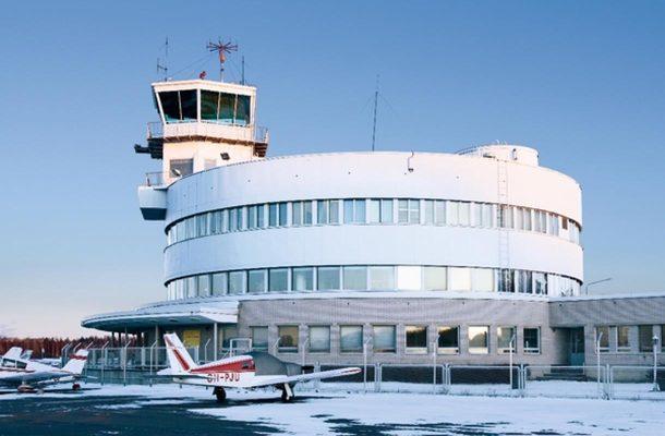 Lentoasema paikka