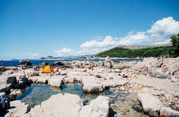 Lokrum, Kroatia
