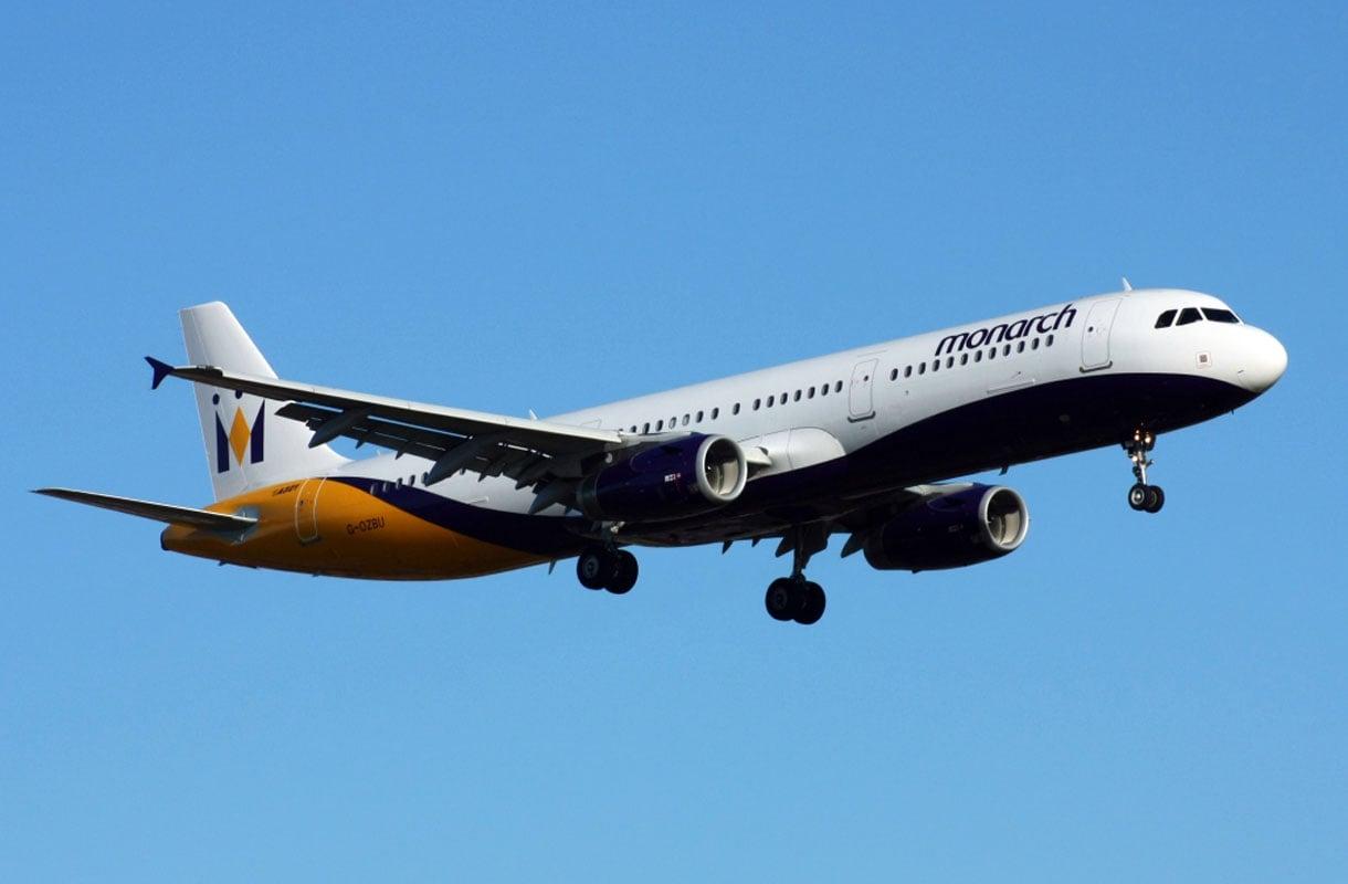 Monarch aloittaa lennot Ison-Britannian ja Lapin välillä
