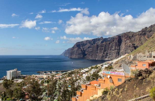 Los Gigantes, Teneriffa