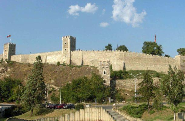 Kalen linnoitus Skopjessa
