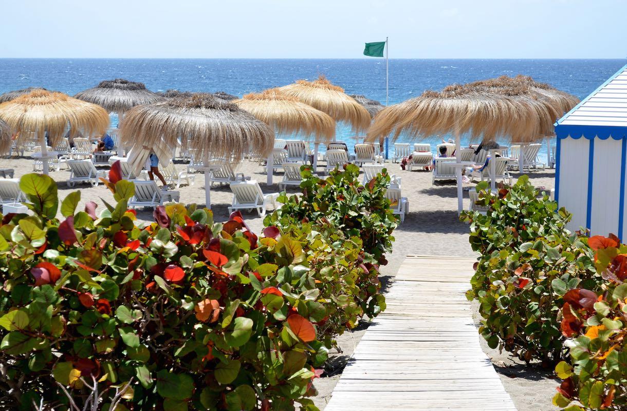 Playa de Fañabe, Teneriffa