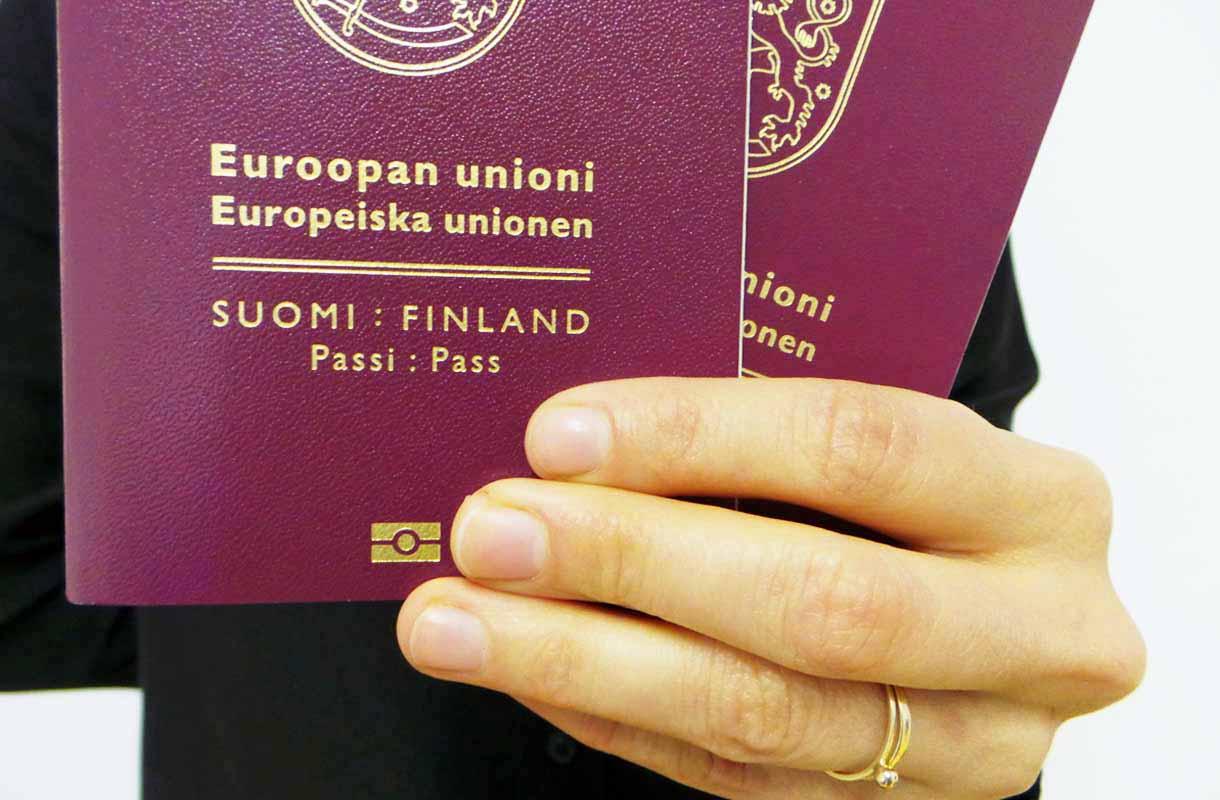 Kotimaan Lennot Passi