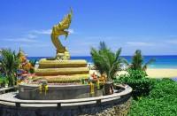 Karonin ranta Phuketissa