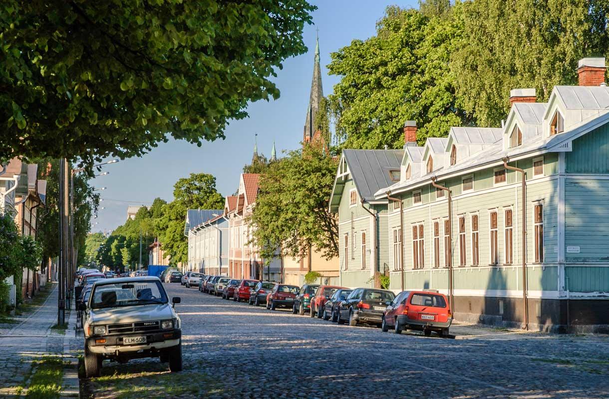 Matkatoimistot Turku