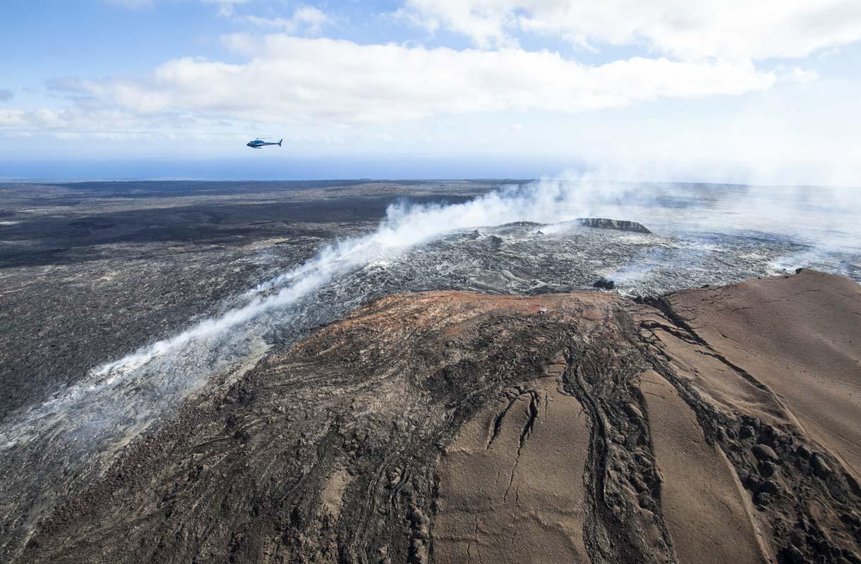 Volcanon kansallispuisto