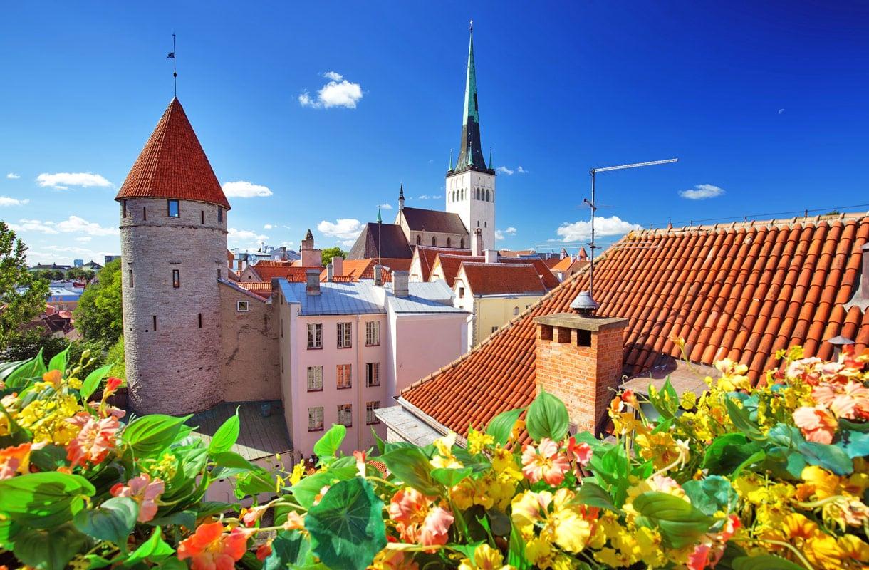 Tallinnan parhaat näköalapaikat