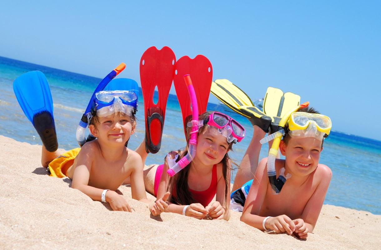 Reilu matkailu lasten kanssa