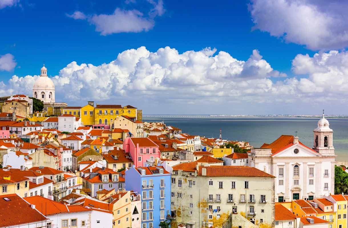 Kuvat Lissabonin parhailta paikoilta