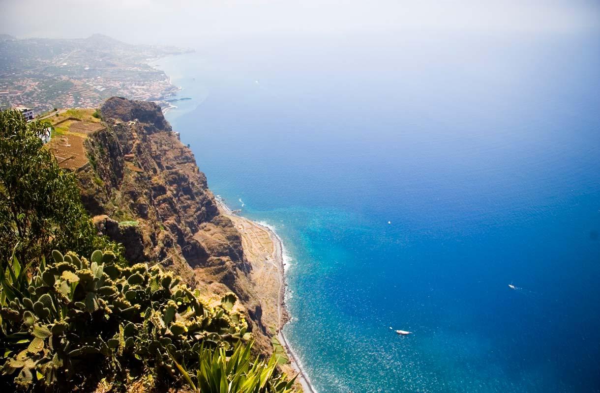Portugalin Madeiran luonto on upea.