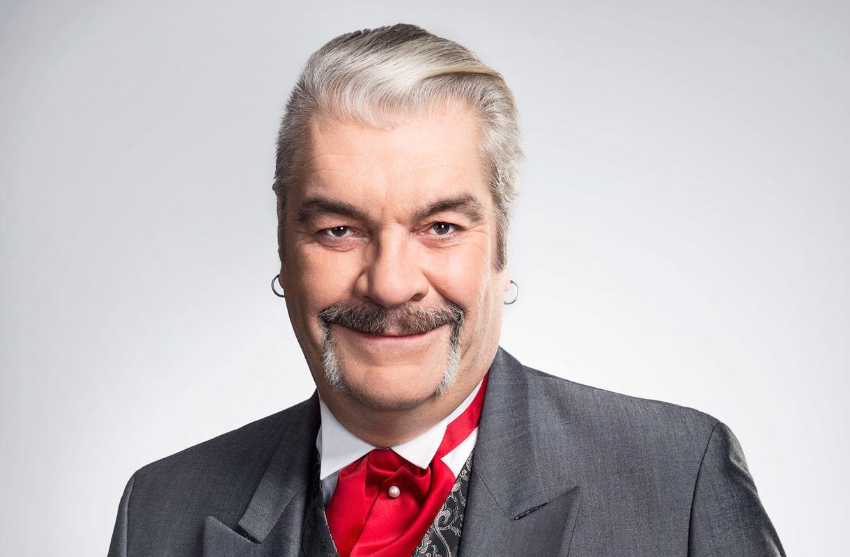 Jussi Lampi on kuulunut UIT:n kaartiin jo 11 vuotta.